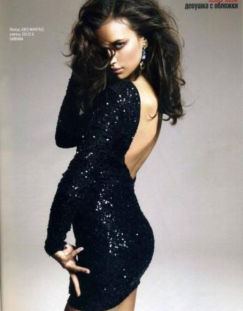 Ирина Шейк.... тя е толкова прекрасна!