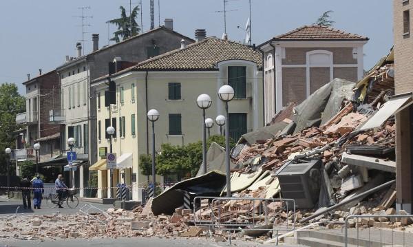 Ново силно земетресение разтърси Италия*
