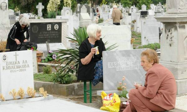 На Черешова задушница почитаме душите на мъртвите