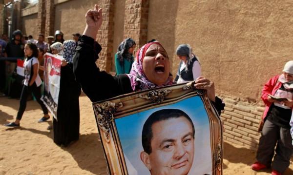 Осъдиха Хосни Мубарак на доживотен затвор