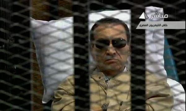 Мубарак ще обжалва доживотната си присъда