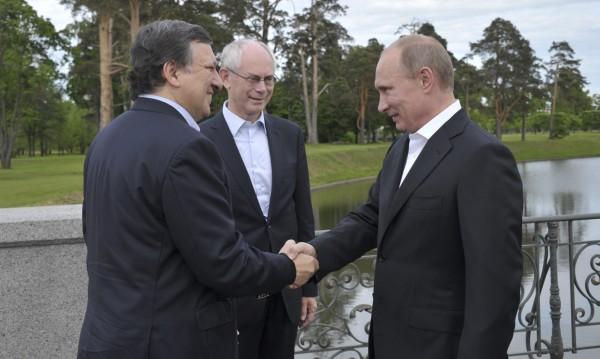 """Путин: Строителството на """"Южен поток"""" започва до края на годината"""