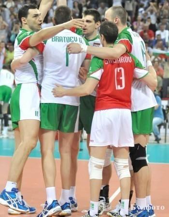 """Волейболните ни """"лъвове"""" отнесоха Пакистан"""