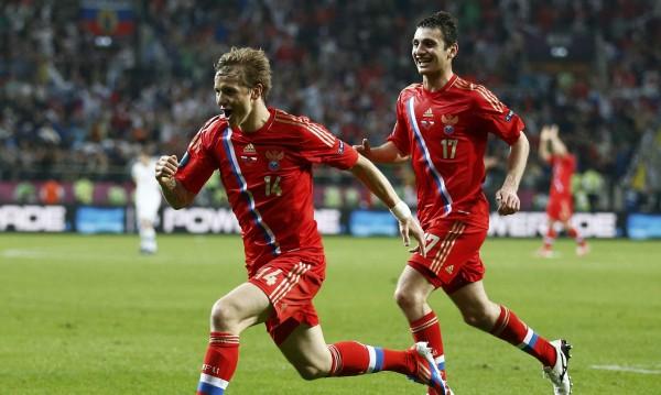 Русия разпиля Чехия