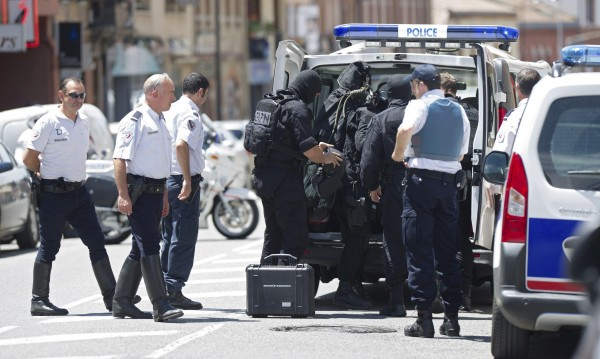 Задържаха похитителя от Тулуза