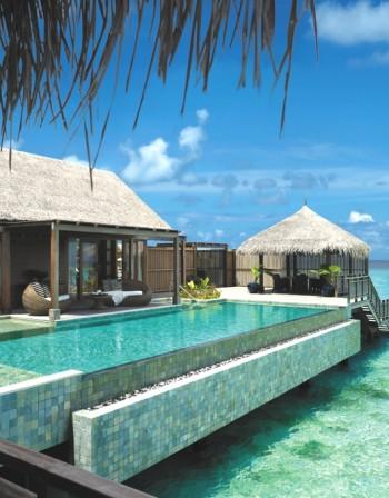 Лукс и екзотика на Малдивите