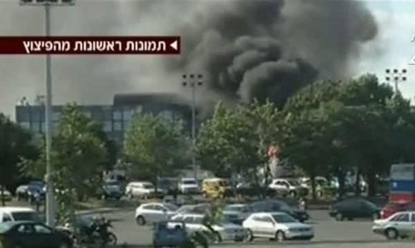 """Терористичен акт на летище """"Бургас"""""""