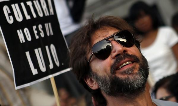 Кризата може да убие културата в Испания