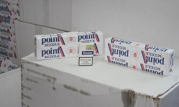 Откриха нелегални цигари в претарашено вчера депо