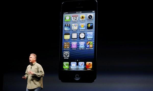 IPhone 5 е с по-голям екран и доста по-лек