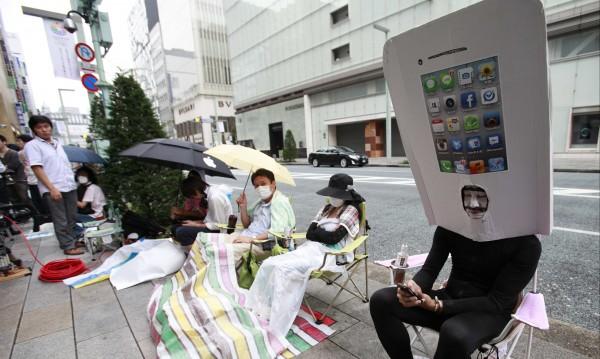 Светът полудя по iPhone 5