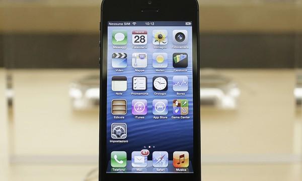 Във Великобритания вече продават IPhone 5 с инкрустирани диаманти