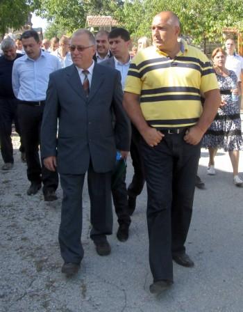 Борисов: Моя работа си е как си осигурявам сигурността