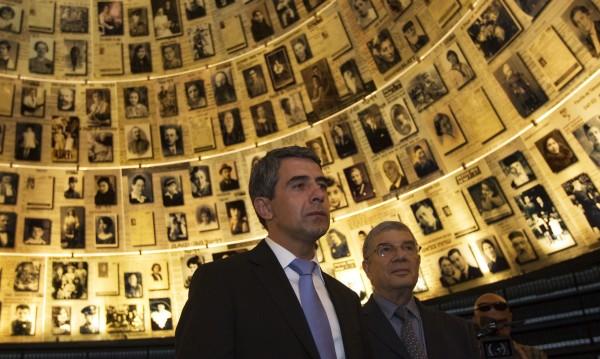 Паметник в благодарност на българския народ ще има в Израел