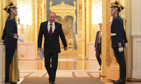 За богата и процъфтяваща Русия призова Путин