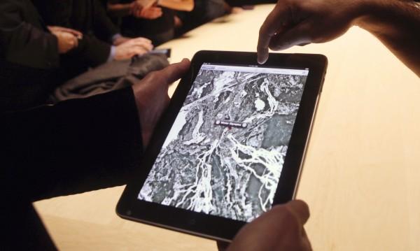 Картите на Google преоткриха iPhone