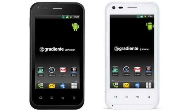 И в Бразилия продават Iphone. Но не този на Apple