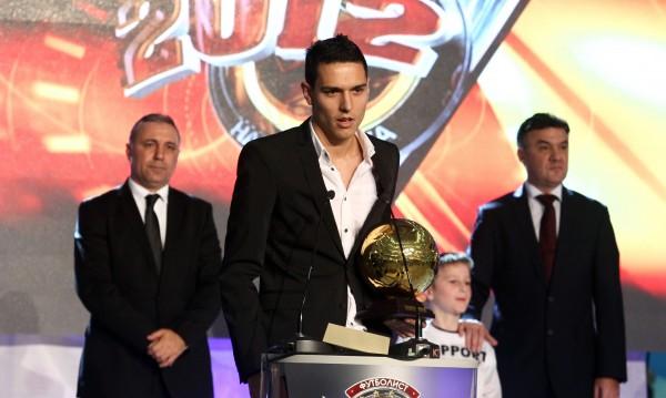 Георги миланов футболист на годината