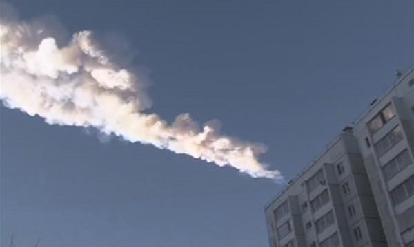 Метеоритен дъжд в Русия рани над 100 души