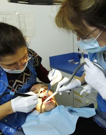 За минимално инвазивната стоматология
