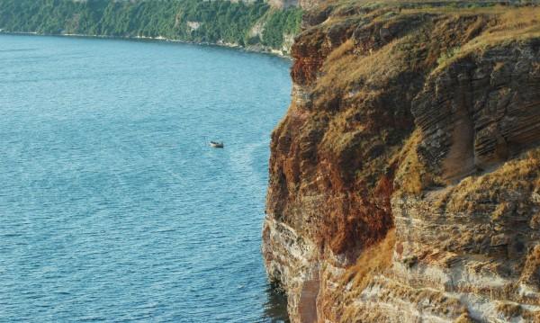 Два товарни кораба се сблъскаха край нос Калиакра