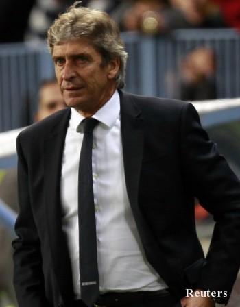 Мануел Пелегрини: Няма да се спрем дотук, искаме на полуфинал
