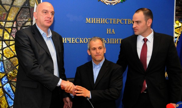 Данчо Йовчев влезе в служебния кабинет, става зам. на Стойчев