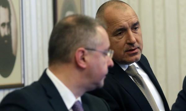 69% от българите: Борисов избяга от отговорност