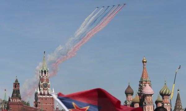 На Деня на победата Русия демонстрира военна мощ