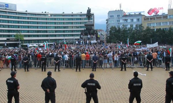 85% подкрепят протестите заради Делян Пеевски