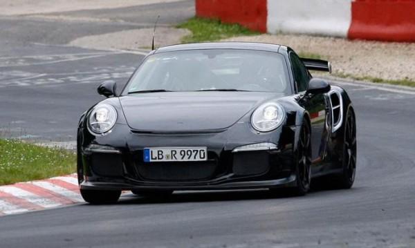 Най-бързото Porsche 911 излезе на пистата