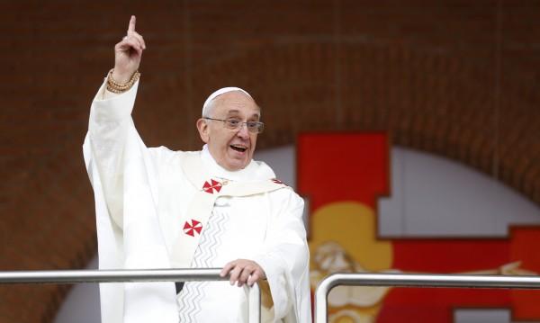 Папата против легализирането на леките наркотици