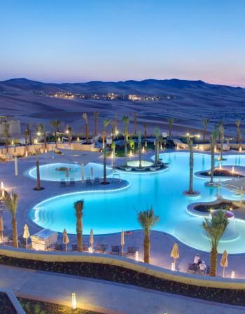 Къде пустинята е най-атрактивна дори и през лятото