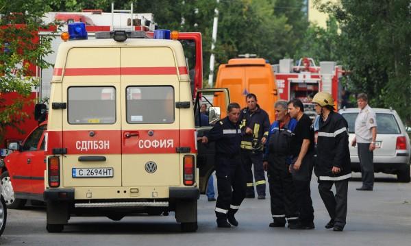 Спряха теча на газ пропан-бутан от автоцистерна в София