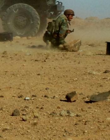 Ислямистки бунтовници в Сирия напускат базите си