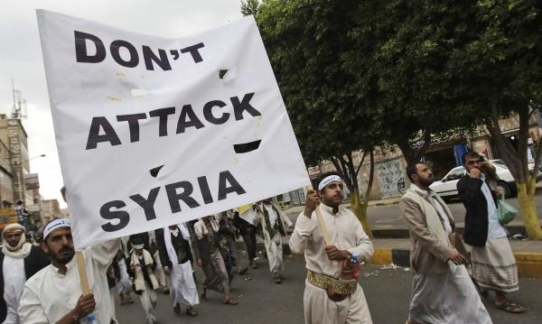 Проектът за удари в Сирия влезе в американския Сенат