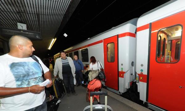 """Временно спират движението на влаковете между гарите """"Радомир"""" и """"Земен"""""""
