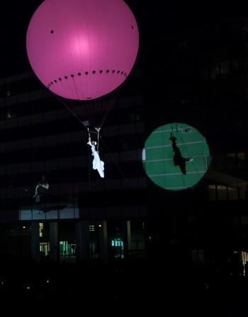 Ballonic - танц във въздуха
