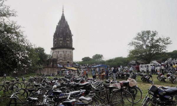 В Индия търсят съкровище по видение на хиндуистки гуру