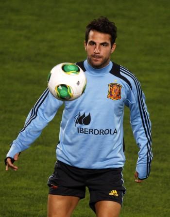 Фабрегас: Бих се върнал в Арсенал