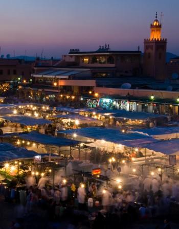 Открийте магията на Мароко