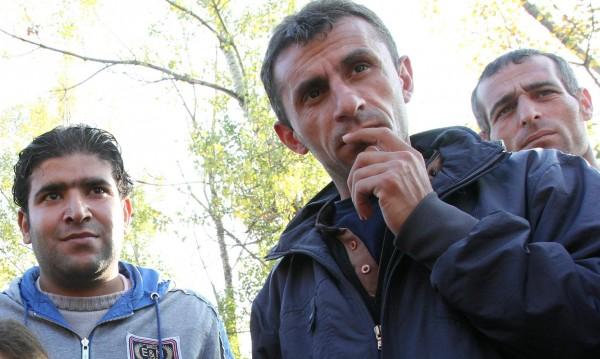 Имигранти в Ковачевци говориха безплатно с близките си по телефон