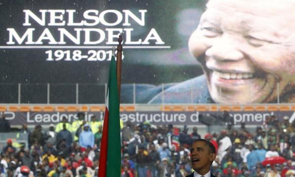 И след смъртта си Мандела обедини световни лидери