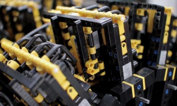 Вече е факт първата кола от конструктор Lego, задвижвана от въздух