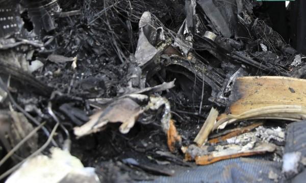 Резултат с изображение за катастрофа на самолет Ту 134 в планините на Мозамбик.