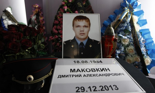 Над 700 души са задържани във Волгоград