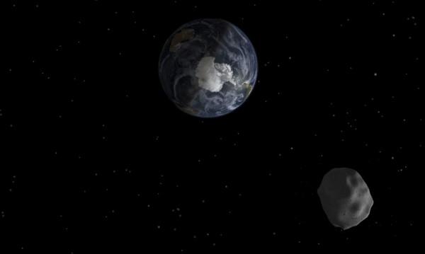 5-метров астероид падна на Земята