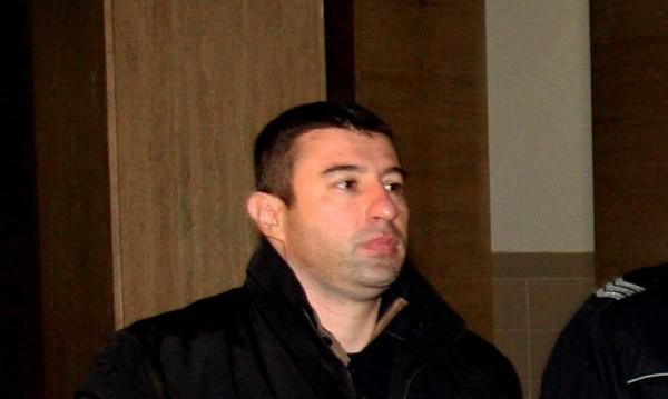 Хамстера в полицията след снощния бой в София