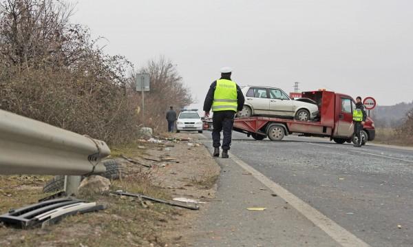 21 ранени в катастрофи през денонощието