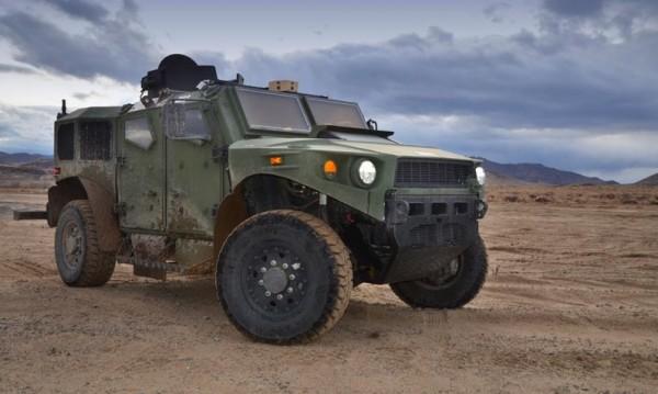 Армията на САЩ тества всъдеход с двигател на Subaru
